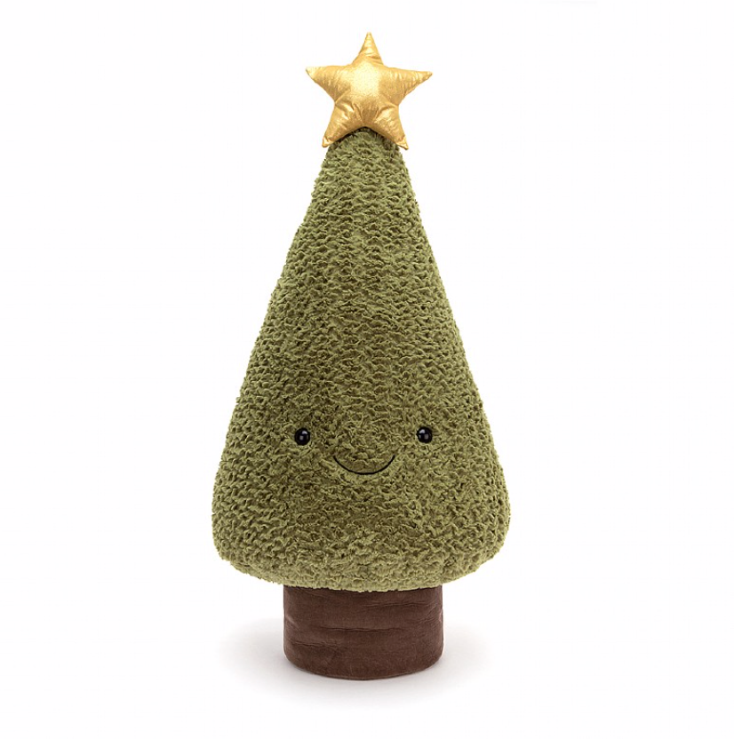 JellyCat- Amuseable Christmas Tree- Little