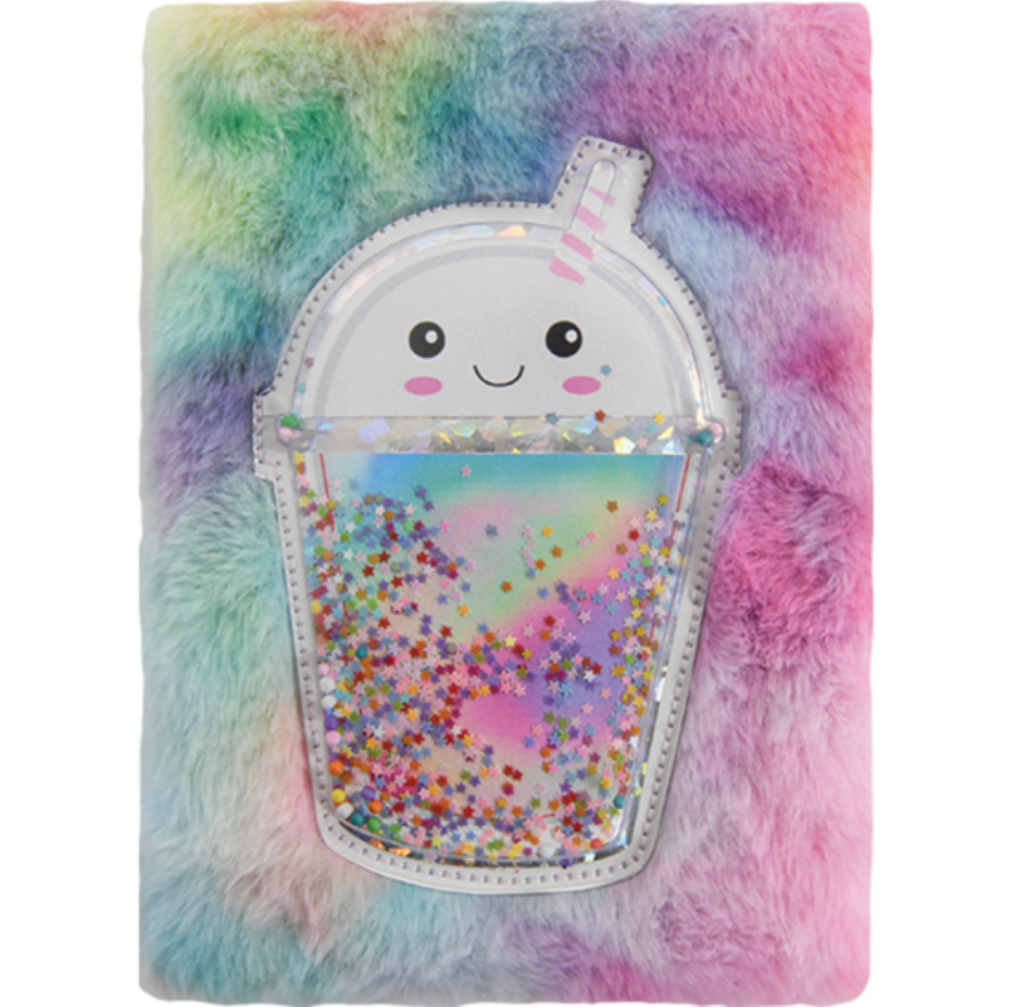 Iscream- Bubble Tea Furry Journal