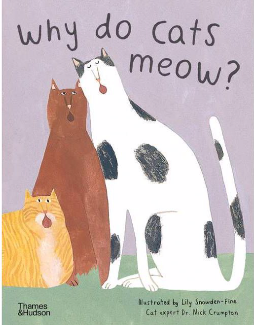 Sourcebooks- Why Do Cats Meow?