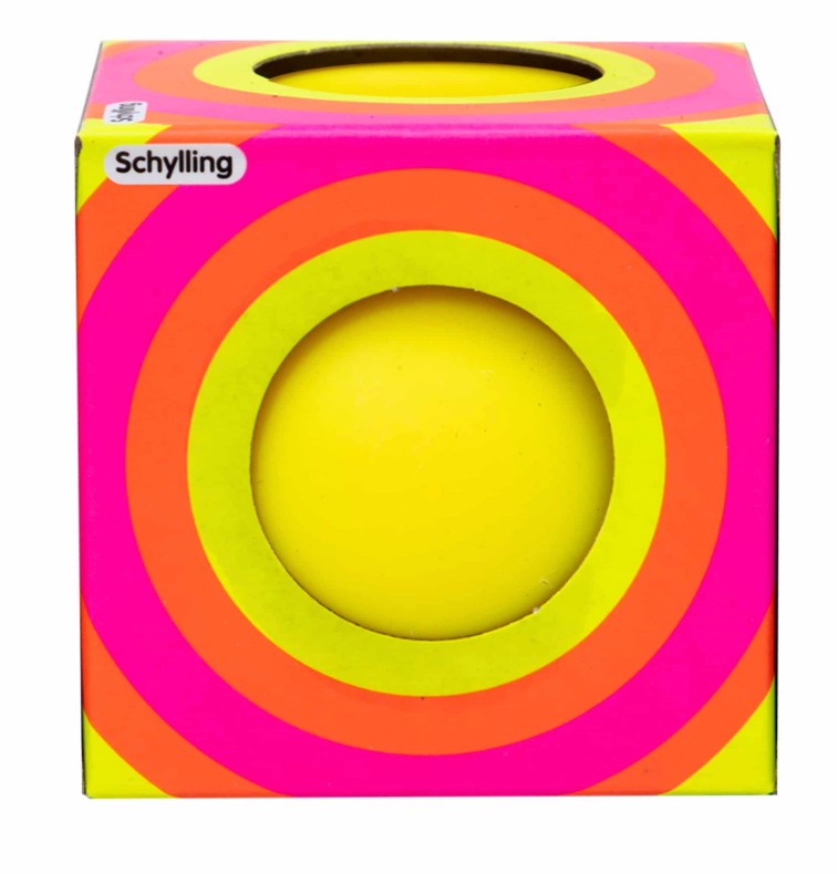 Schylling- Color Changing NeeDoh- Yellow