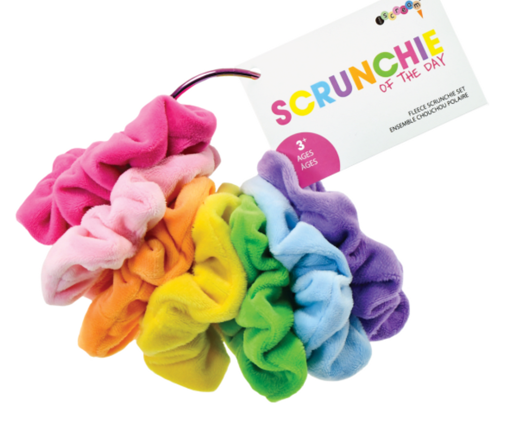 iScream- Days Of The Week Scrunchie Set