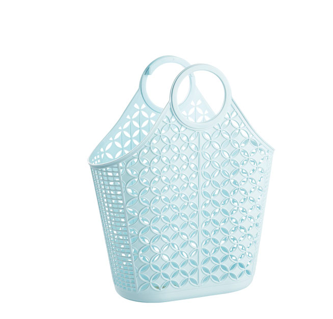 Sun Jellies - Atomic Tote Blue