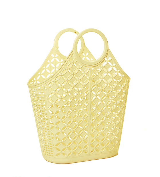 Sun Jellies - Atomic Tote Yellow