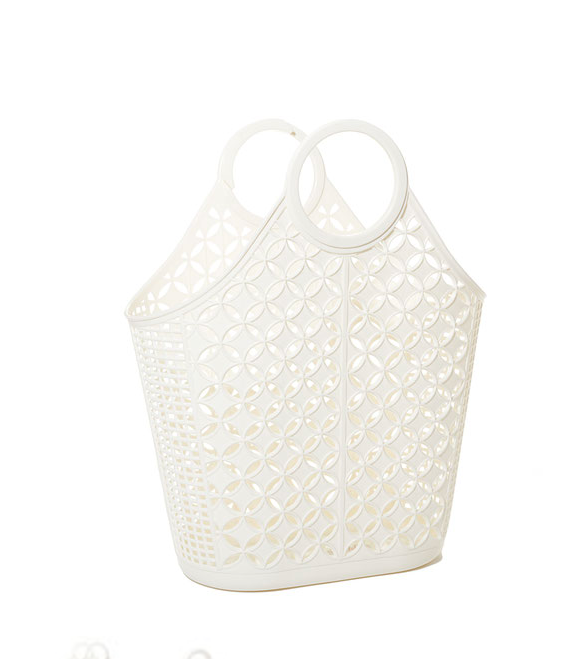 Sun Jellies - Atomic Tote Cream