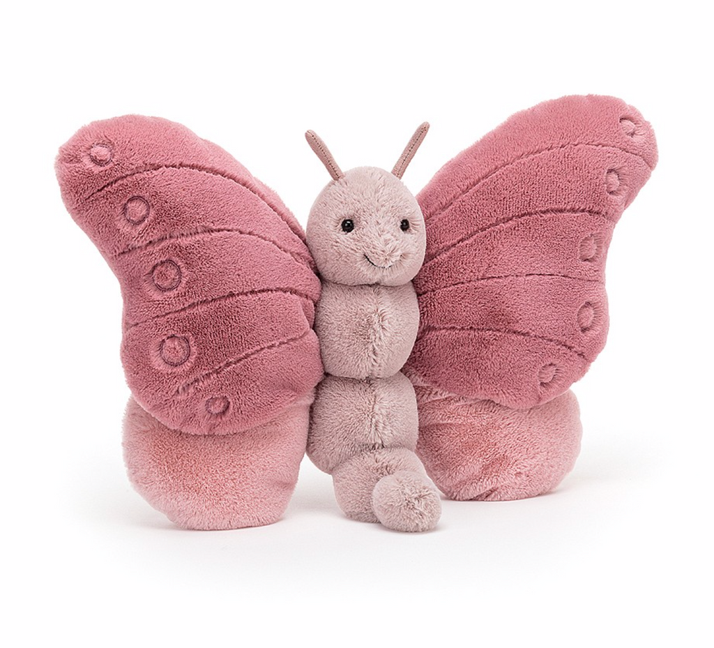 JellyCat- Beatrice Butterfly