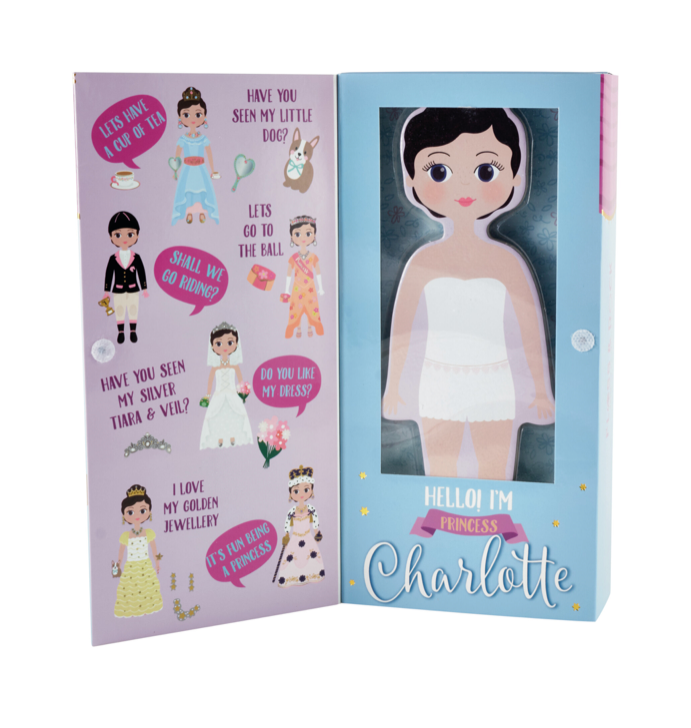 Floss & Rock - Charlotte Magnetic Dress Up