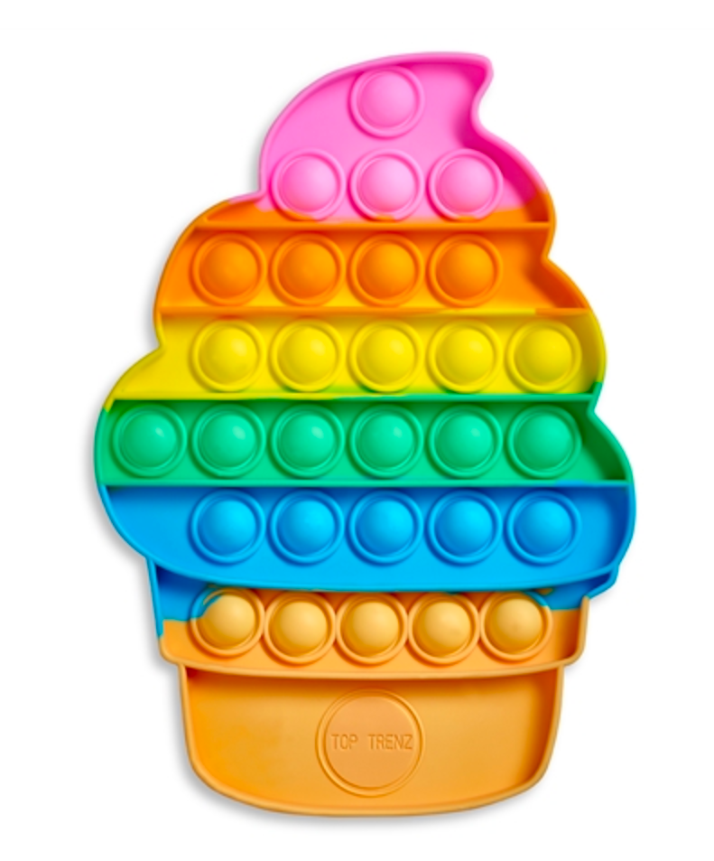 Omg Pop Fidgety: Ice Cream Cone