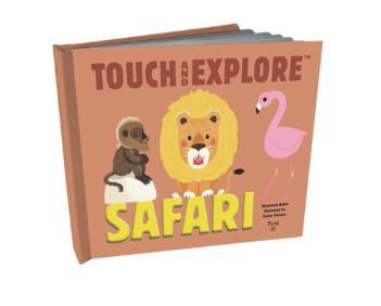 Hachette - Touch & Explore: Safari