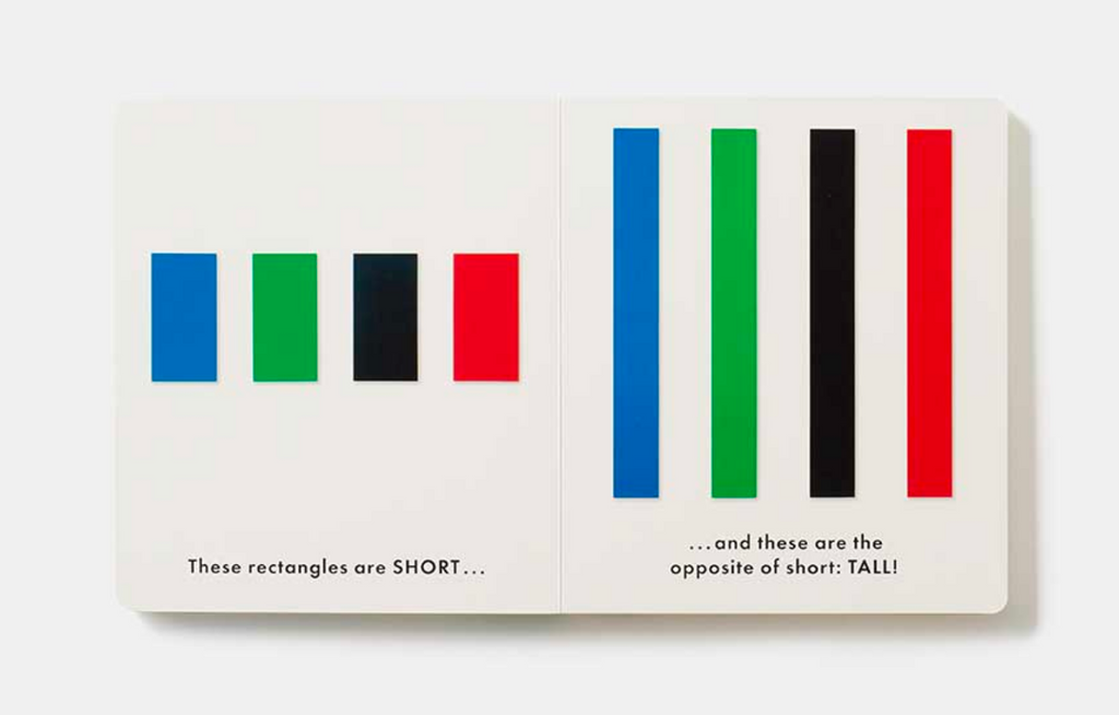 Hachette - Up, Down & Other Opposites by Ellsworth Kelly