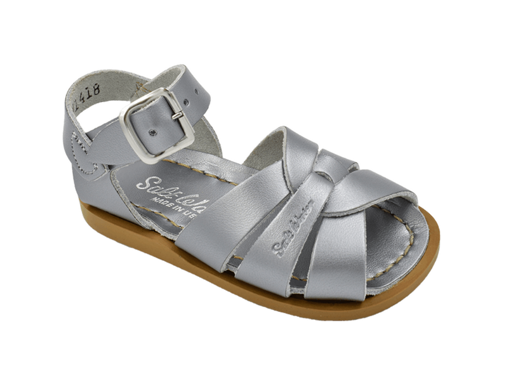 Salt-Water Sandals - The Original Salt Water Sandal - Pewter