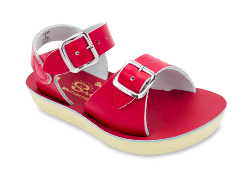 Salt-Water Sandals - The Sun San Surfer - Red