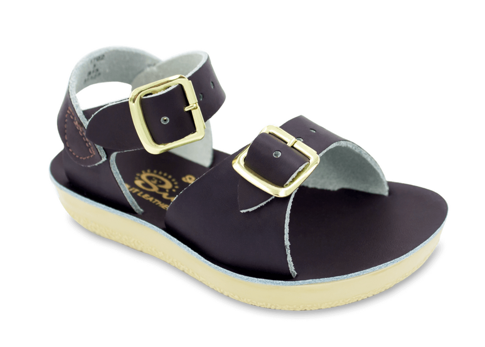 Salt-Water Sandals - The Sun San Surfer - Brown