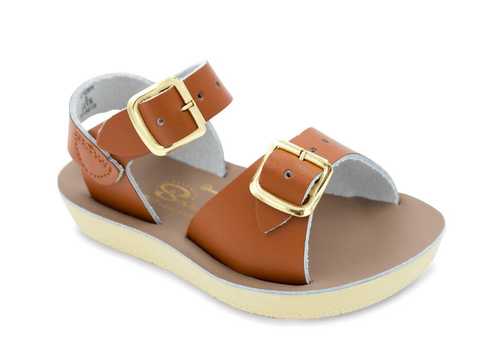 Salt-Water Sandals - The Sun San Surfer - Tan