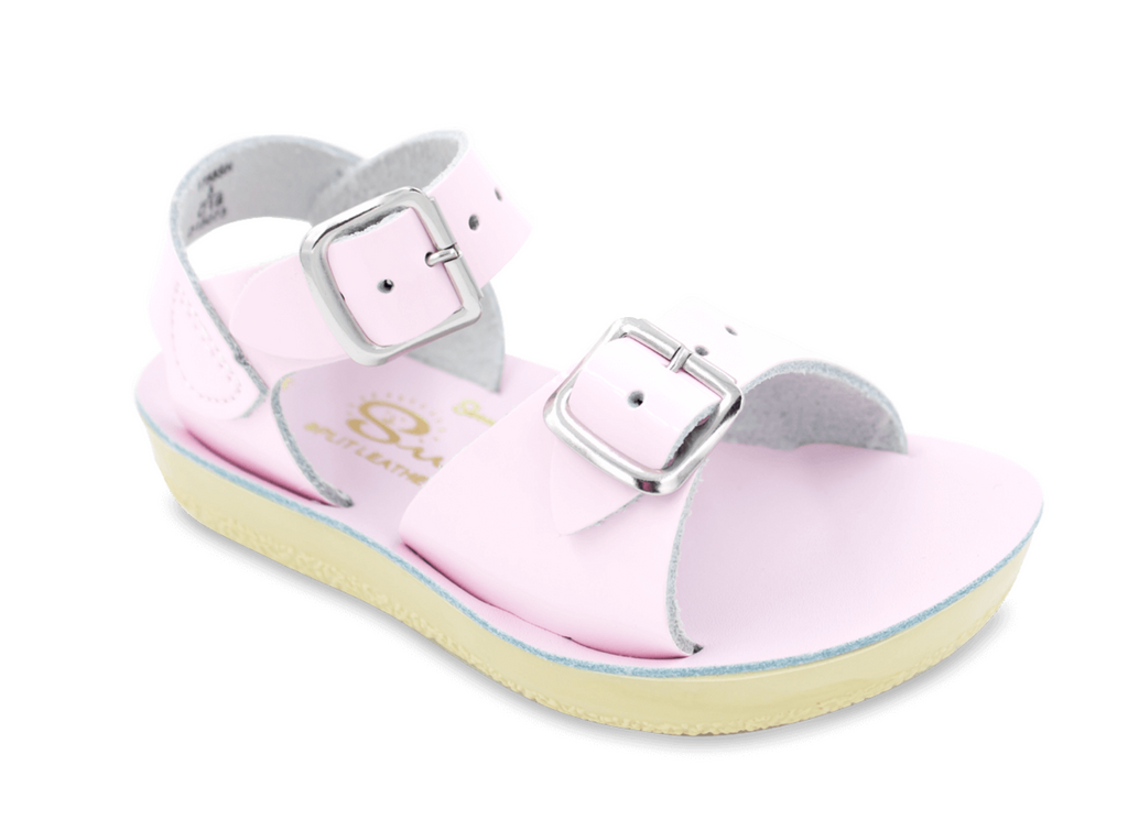 Salt-Water Sandals - The Sun San Surfer - Shiny Pink