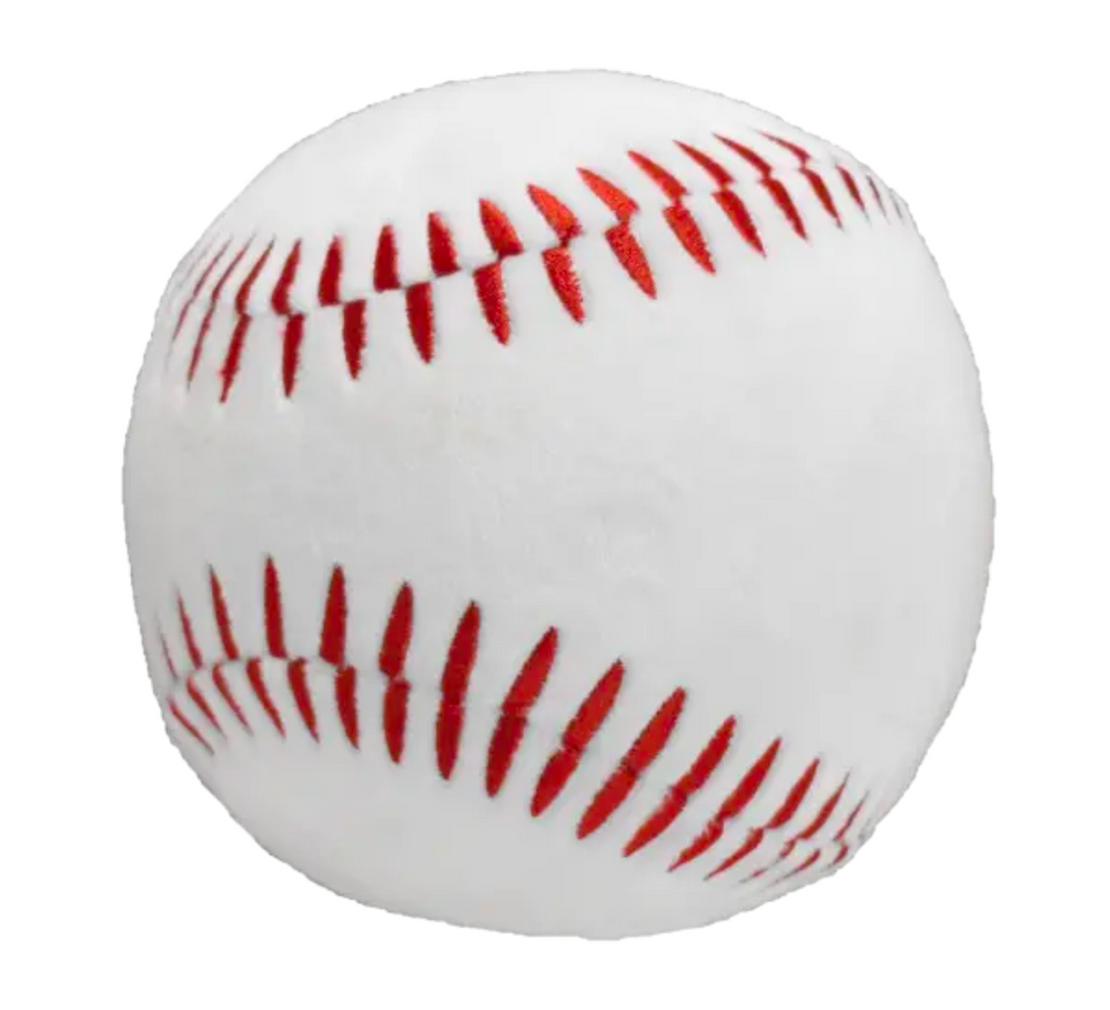 iScream - Baseball 3D Slow Rise Pillow