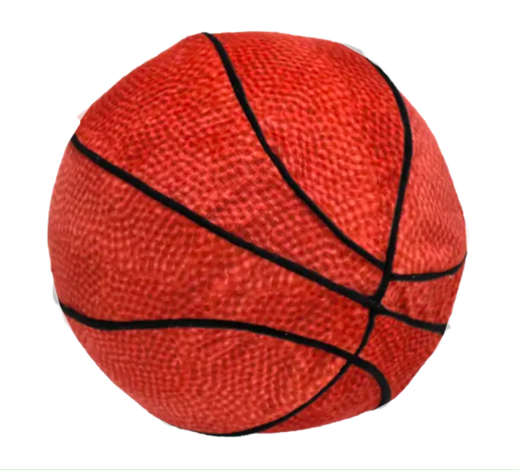 iScream - Basketball 3D Slow Rise Pillow