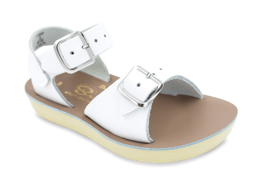 Salt-Water Sandals - The Sun-San® ­Surfer - White