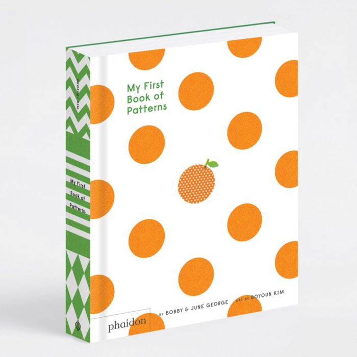 Hachette- My First Book of Patterns