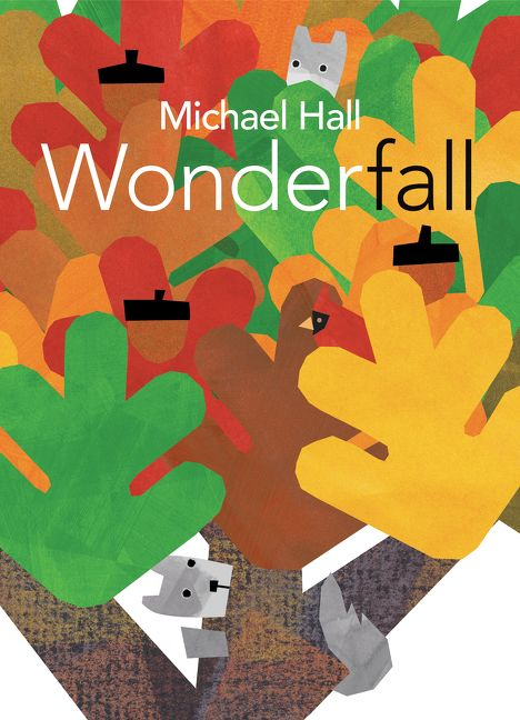 Hachette - Wonderfall by Michael Hall
