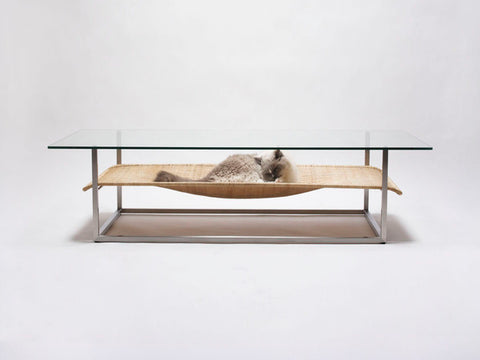 Vat table hammock