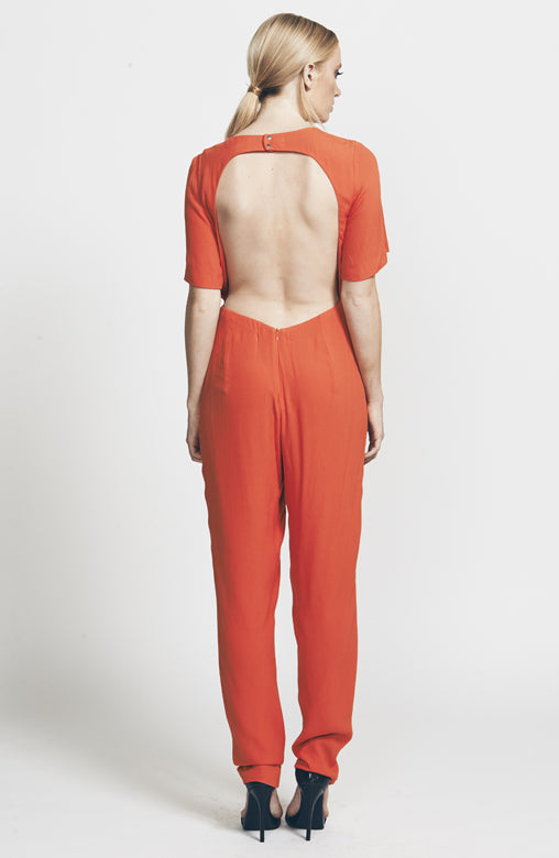 SHORT FUSE JUMPSUIT
