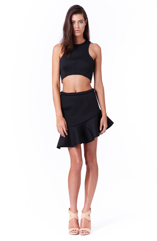 LUMINOUS EYE CROP TOP