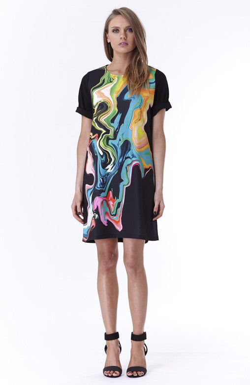 ALL DELIGHTS DRESS