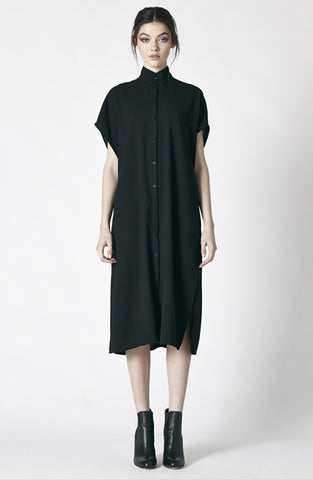 HIGHWAY SILK DRESS
