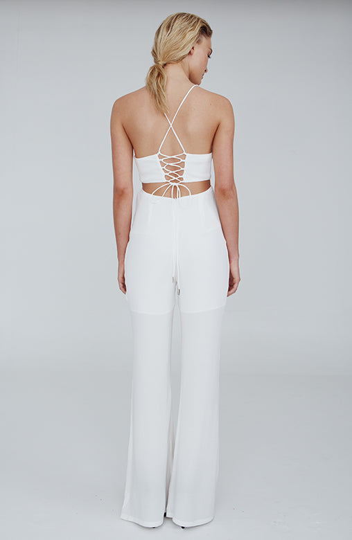 CRYSTAL VALLEY JUMPSUIT