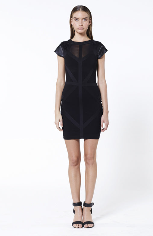 FLY BY NIGHT DRESS