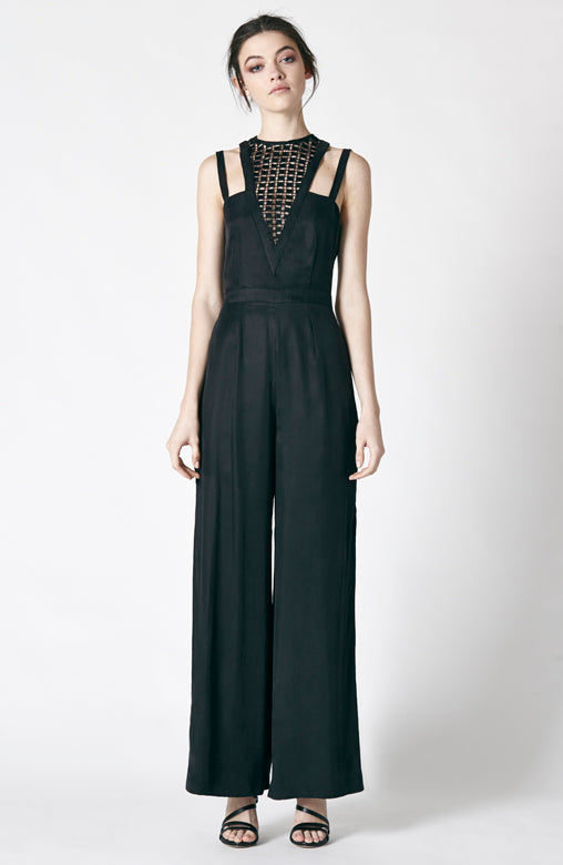 BLACKSTAR JUMPSUIT