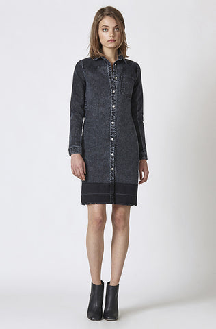OMBELINE SHIRT DRESS