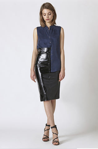 MODULAR DENIM DRESS