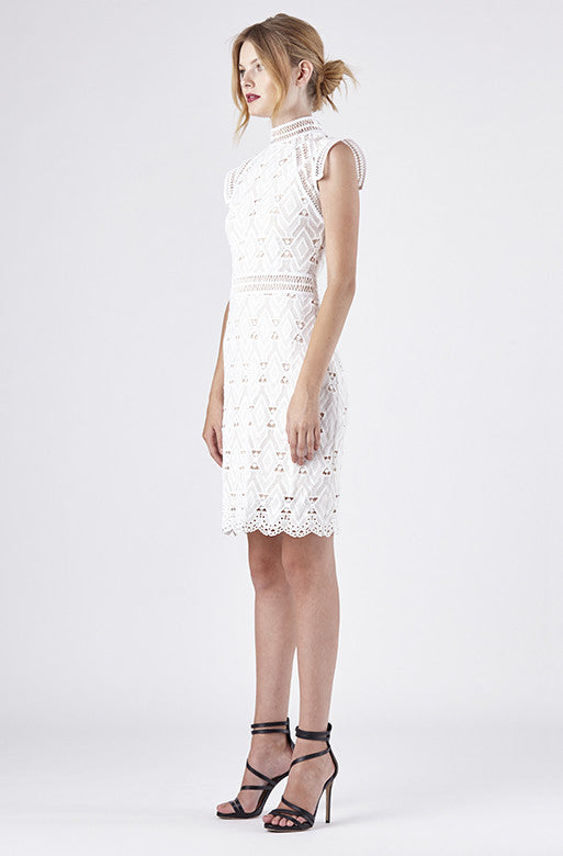 MADISON LACE DRESS