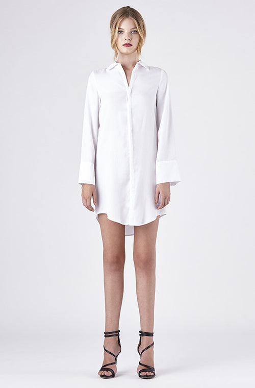 DISCOVERY SHIRT DRESS