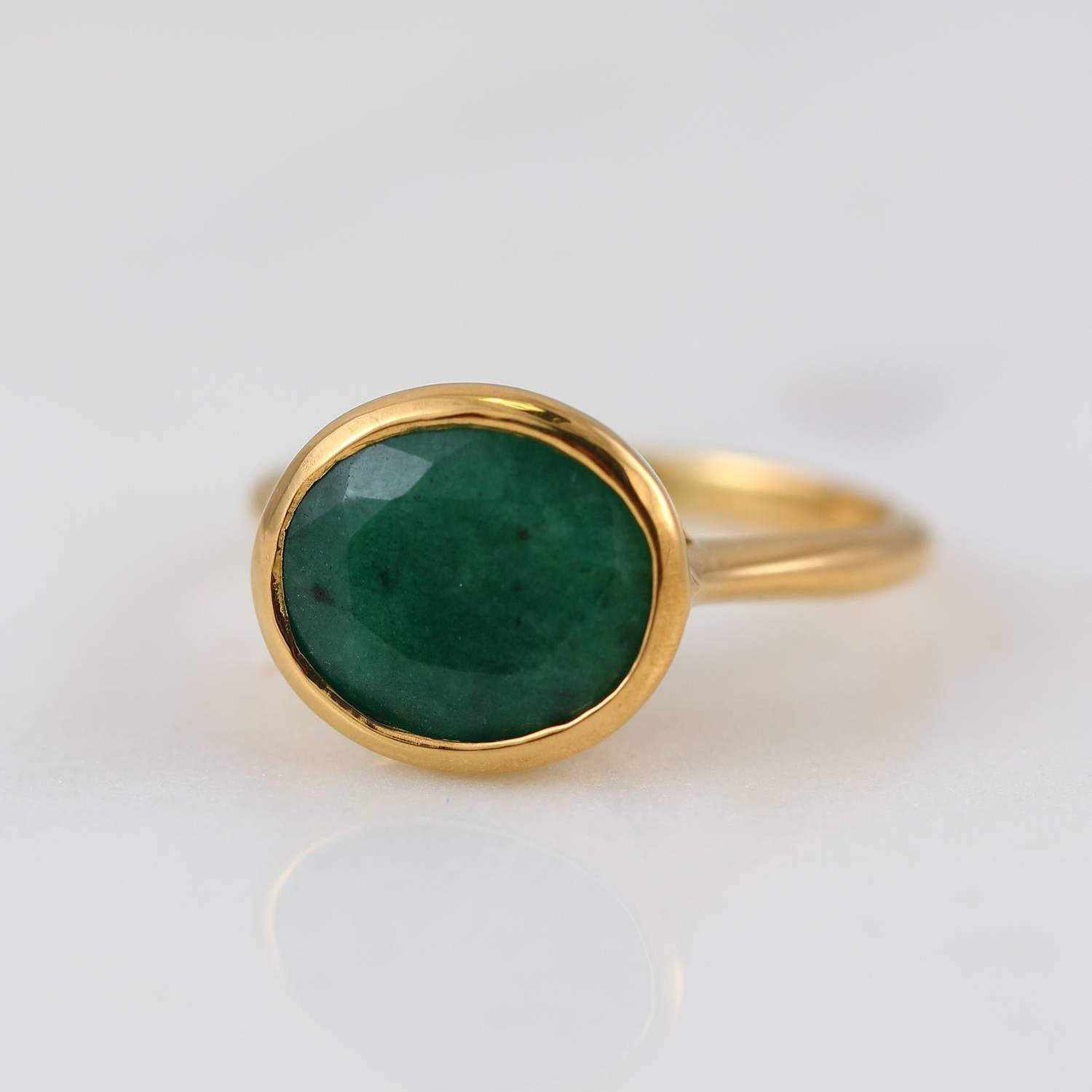 Gemstone ring, Gems Ring