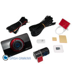 GNet GI700 - True parking mode TheDashCamera