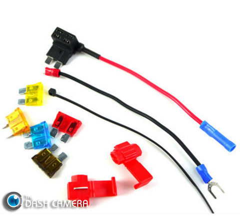 Add a fuse circuit - TheDashCamera