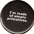 I'm made of simple primatives.