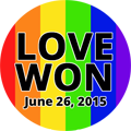 ... Love Won June 26, 2015