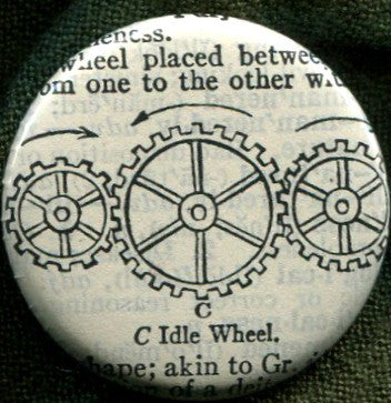 Vintage Makers || Idle Wheel
