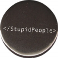 </StupidPeople>  (End Stupid People)