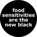 food sensitivities are the new black