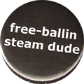 free-ballin steam dude