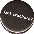 Got crackers?