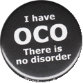I have OCO There is no disorder