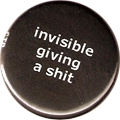 invisible giving a shit
