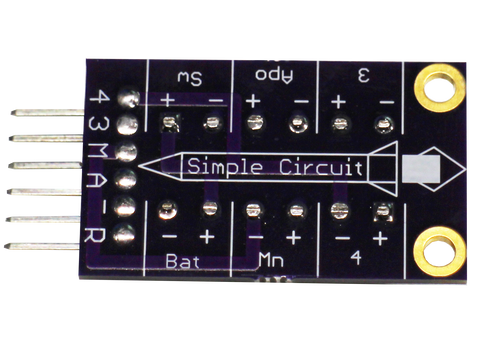 Simple Circuit - Terminal Expansion for Raven Altimeter – Additive on raven sketches, raven plumbing diagrams, raven drawings, raven wiring harness,