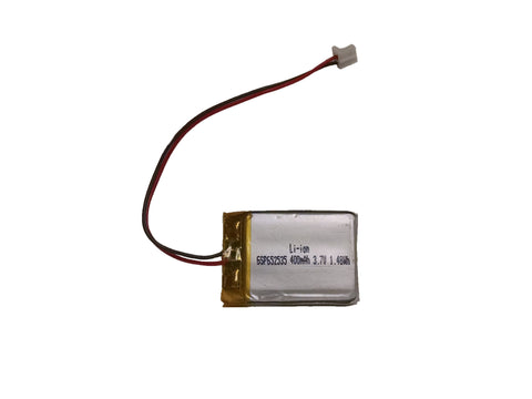 400 mAh LiPo Battery for SMART Sleds