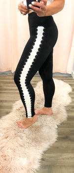 Art Deco Highwaist Leggings